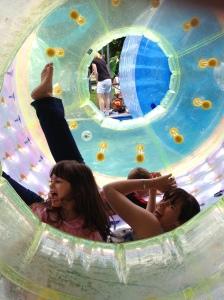 bubble rolling